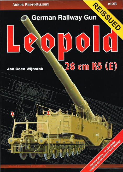Image for GERMAN RAILWAY GUN LEOPOLD 28CM K5 (E)