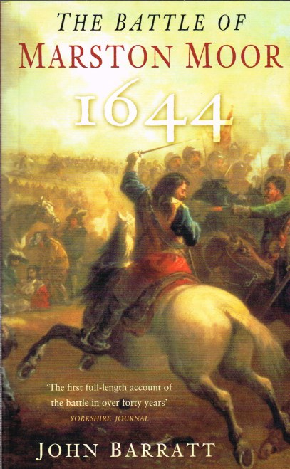 Image for THE BATTLE OF MARSTON MOOR 1644