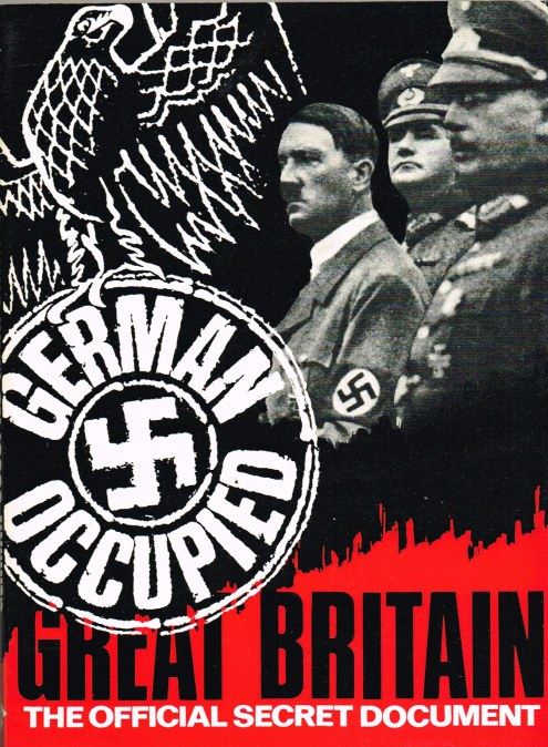 Image for GERMAN OCCUPIED GREAT BRITAIN: ORDINANCES OF THE MILITARY AUTHORITIES