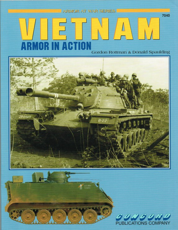 Image for VIETNAM ARMOR IN ACTION