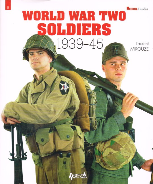 Image for WORLD WAR TWO SOLDIERS 1939-45