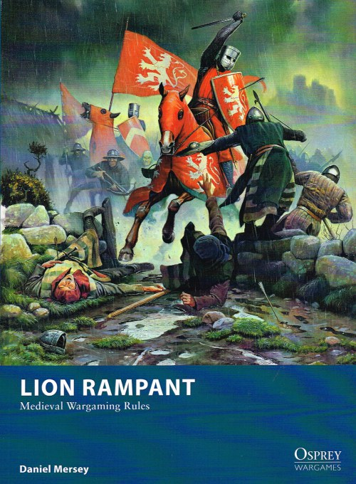 Image for LION RAMPANT - MEDIEVAL WARGAMING RULES