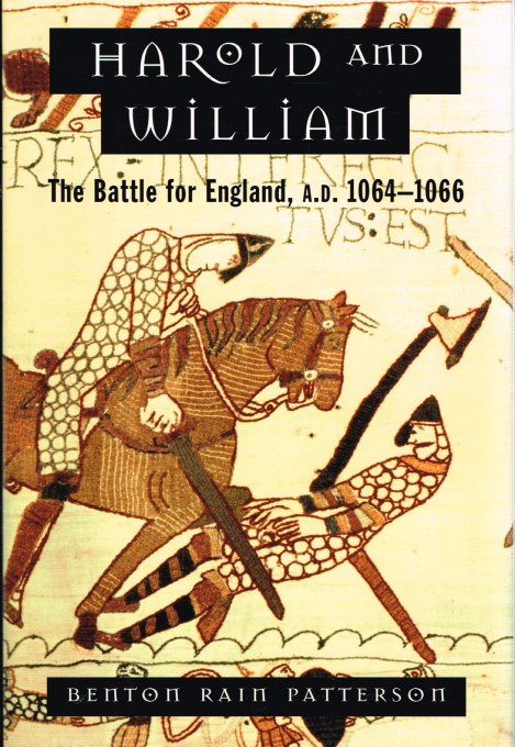 Image for HAROLD AND WILLIAM: THE BATTLE FOR ENGLAND 1064-1066