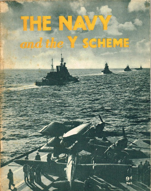 Image for THE NAVY AND THE Y SCHEME