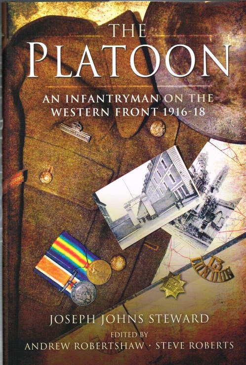 Image for THE PLATOON : AN INFANTRYMAN ON THE WESTERN FRONT 1916-1918