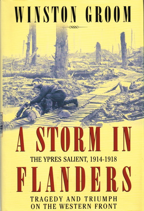 Image for A STORM IN FLANDERS: TRIUMPH AND TRAGEDY ON THE WESTERN FRONT