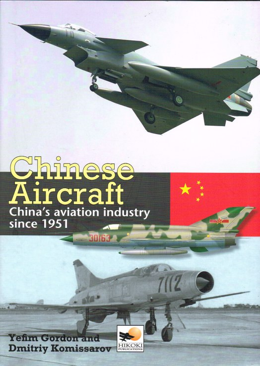 Image for CHINESE AIRCRAFT: CHINA'S AVIATION INDUSTRY SINCE 1951
