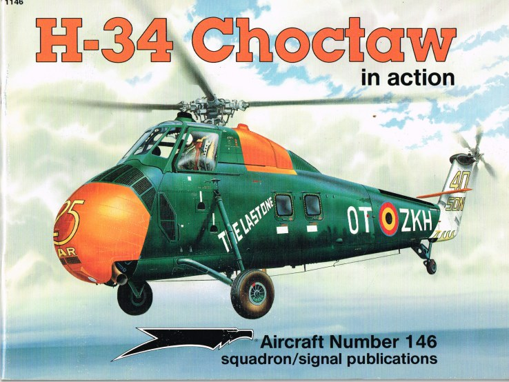 Image for H-34 CHOCTAW IN ACTION