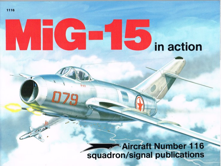 Image for MIG-15 IN ACTION