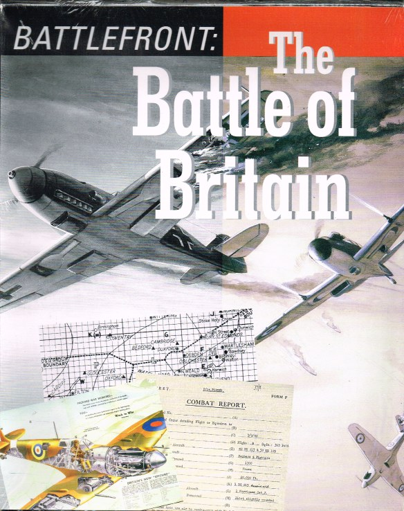 Image for BATTLEFRONT: THE BATTLE OF BRITAIN