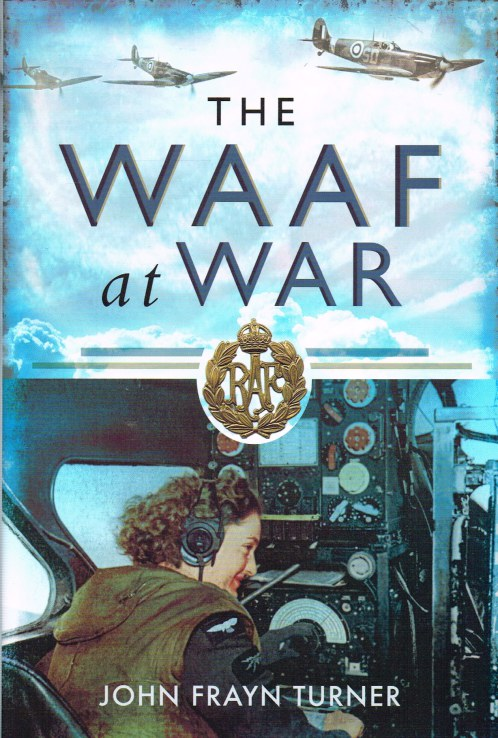 Image for THE WAAF AT WAR