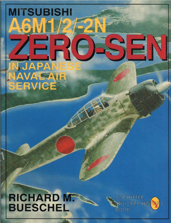 Image for MITSUBISHI A6M1/2/-2N ZERO-SEN IN JAPANESE NAVAL AIR FORCE SERVICE
