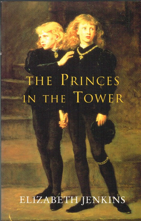 Image for THE PRINCES IN THE TOWER