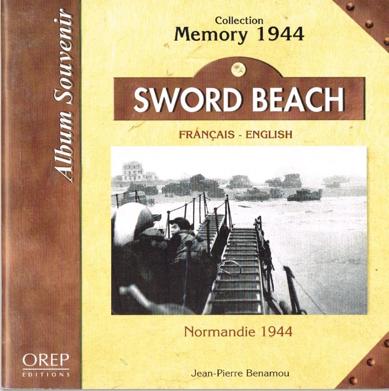 Image for ALBUM SOUVENIR COLLECTION MEMORY 1944: SWORD BEACH