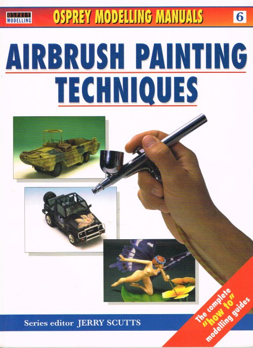 Image for AIRBRUSH PAINTING TECHNIQUES