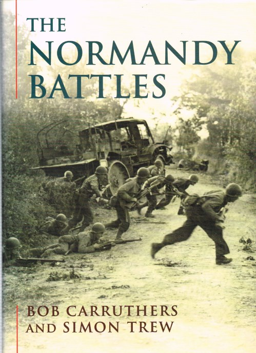 Image for THE NORMANDY BATTLES