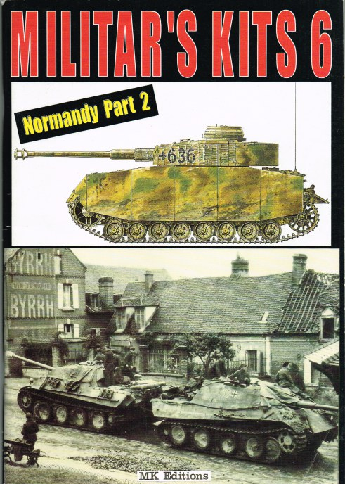 Image for MILITAR'S KITS 6: NORMANDY PART 2 (WITH ENGLISH SUMMARY)