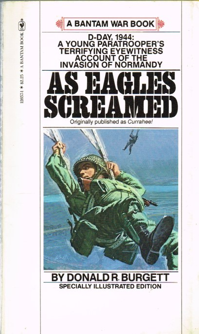 Image for AS EAGLES SCREAMED (ORIGINALLY PUBLISHED AS CURRAHEE! )