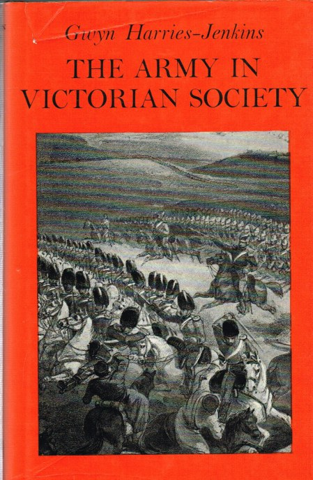 Image for THE ARMY IN VICTORIAN SOCIETY