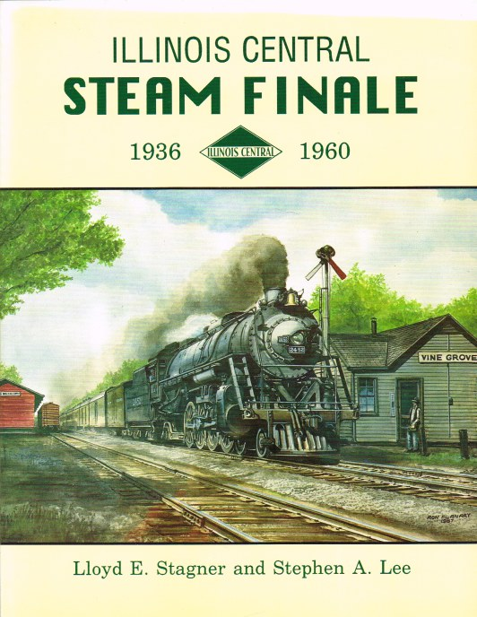 Image for ILLINOIS CENTRAL STEAM FINALE, 1936-1960