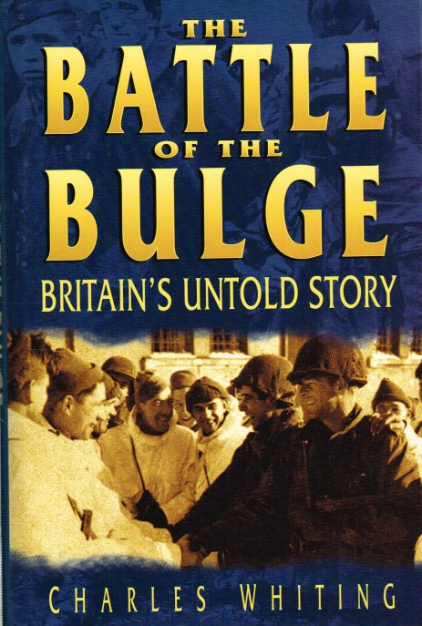 Image for THE BATTLE OF THE BULGE: BRITAIN'S UNTOLD STORY