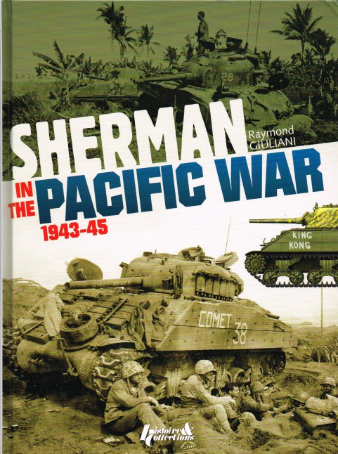 Image for SHERMAN IN THE PACIFIC WAR 1943-45