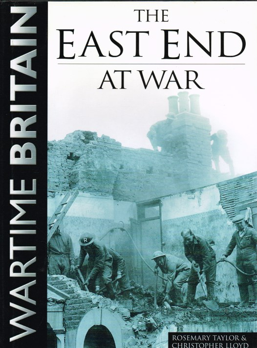 Image for THE EAST END AT WAR