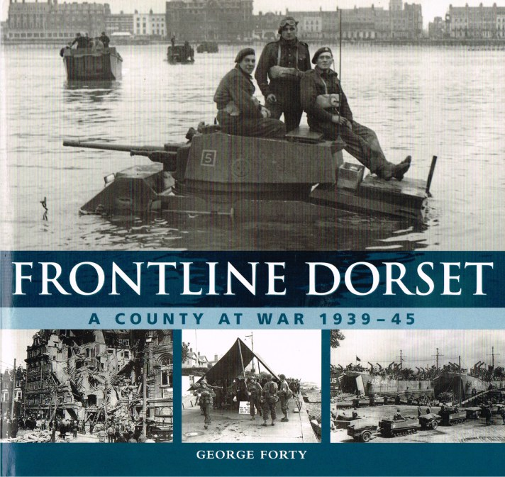 Image for FRONTLINE DORSET: A COUNTY AT WAR 1939-45