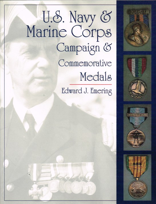 Image for US NAVY & MARINE CORPS CAMPAIGN AND COMMEMORATIVE MEDALS