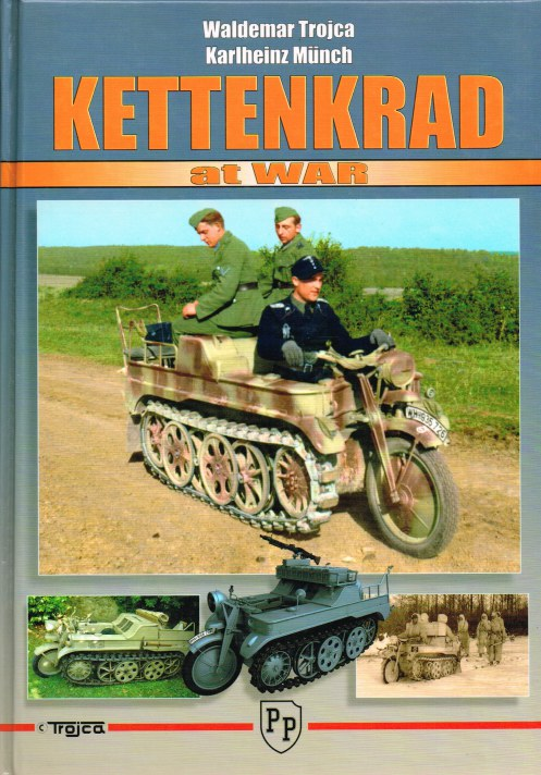 Image for KETTENKRAD AT WAR