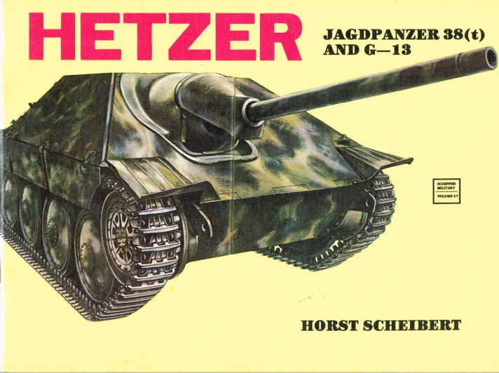 Image for HETZER: JAGDPANZER 38 (T) AND G-13