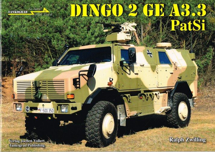 Image for IN DETAIL FAST TRACK 12: DINGO 2 GE A3.3 PATSI