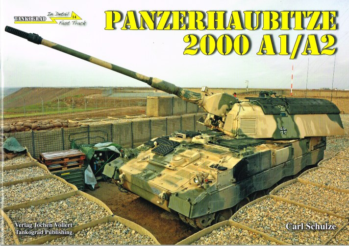 Image for IN DETAIL FAST TRACK 14: PANZERHAUBITZE 2000 A1/A2