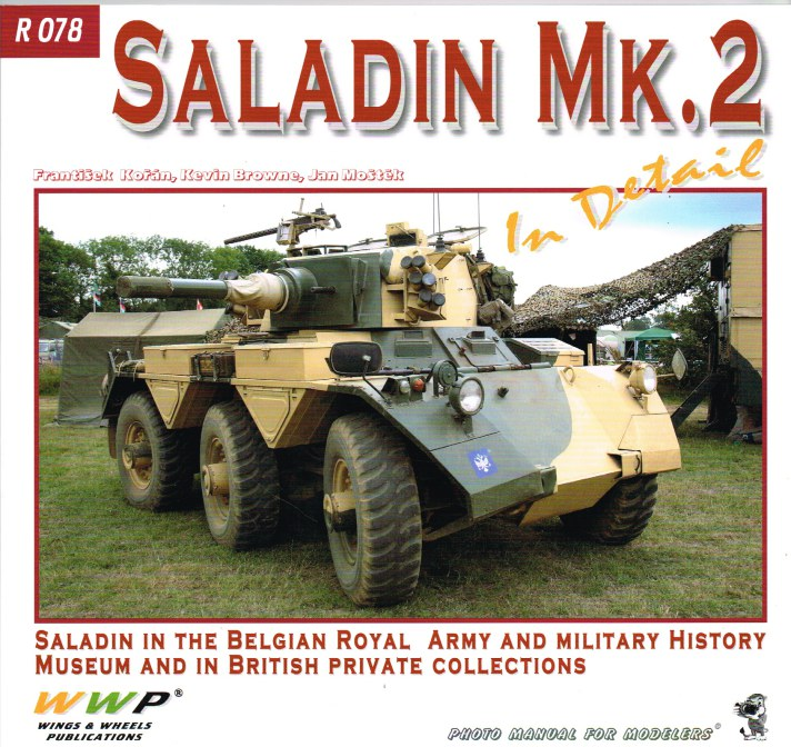 Image for SALADIN MK.2 IN DETAIL