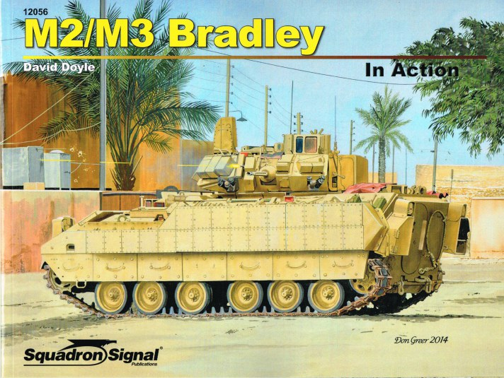 Image for M2/M3 BRADLEY IN ACTION