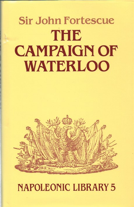 Image for THE CAMPAIGN OF WATERLOO