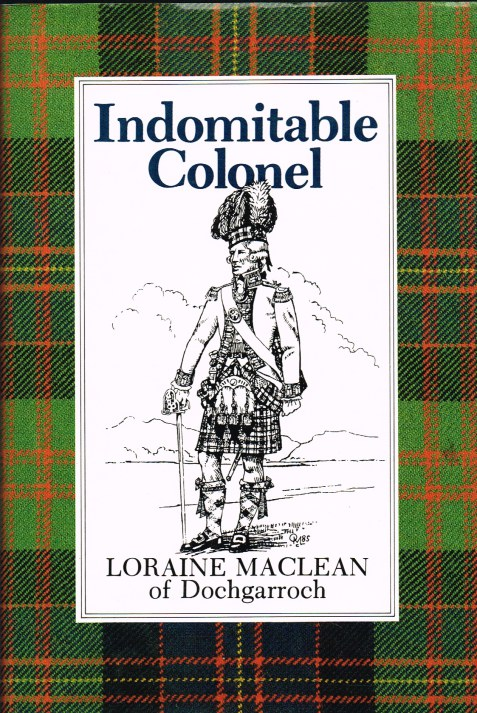 Image for INDOMITABLE COLONEL