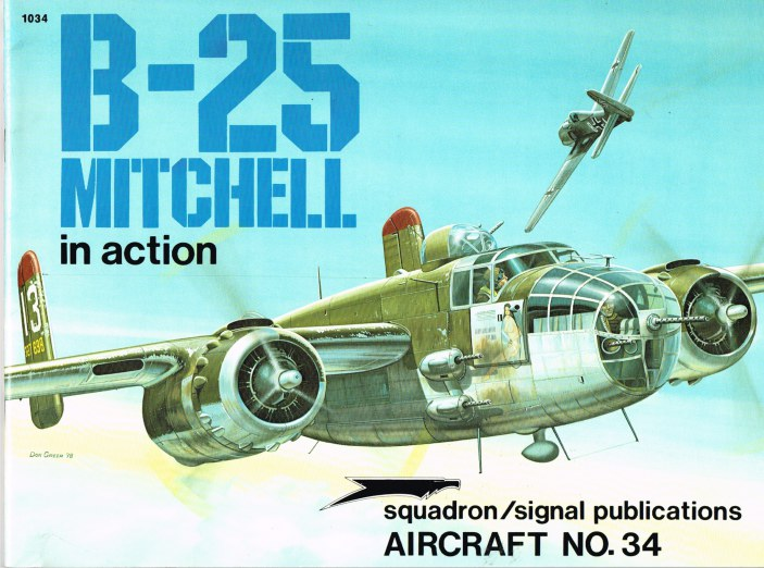 Image for B-25 MITCHELL IN ACTION