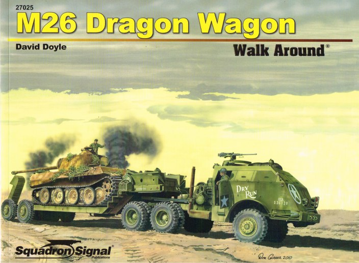 Image for M26 DRAGON WAGON WALK AROUND