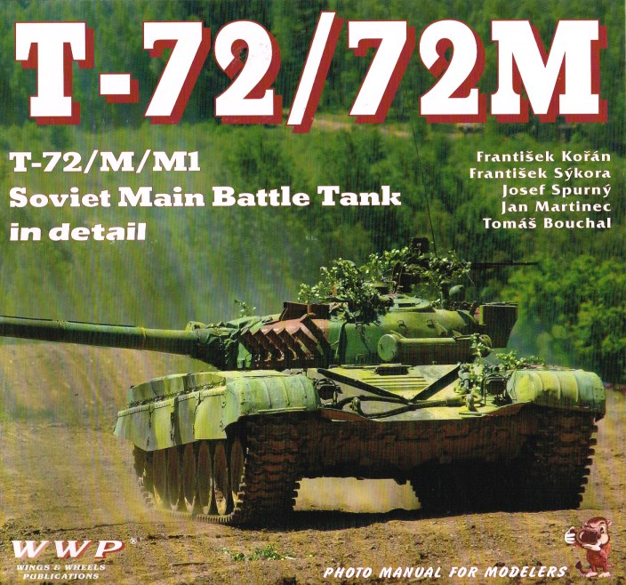 Image for PRESENT VEHICLE LINE NO.14: T-72 / 72M IN DETAIL