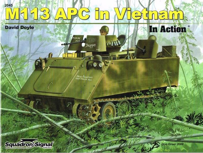 Image for M113 APC IN VIETNAM IN ACTION