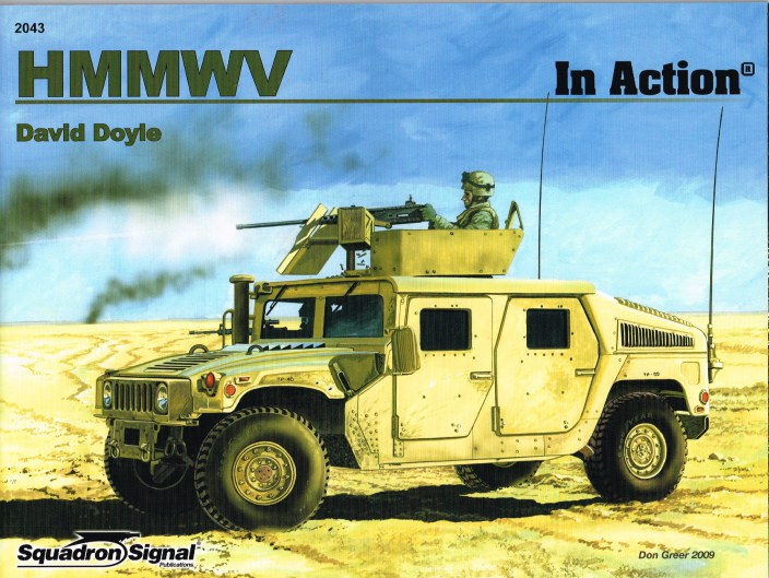 Image for HMMWV IN ACTION