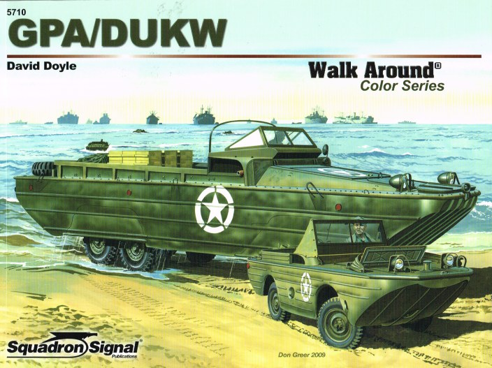Image for GPA/DUKW WALK AROUND