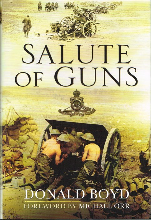 Image for SALUTE OF GUNS