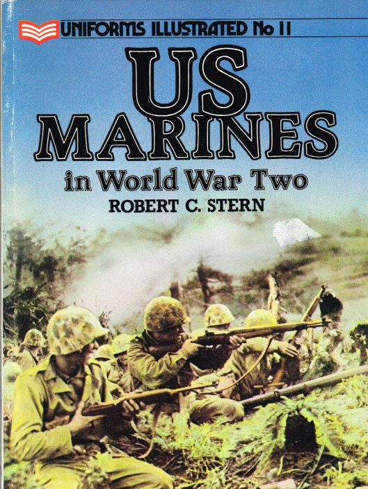 Image for UNIFORMS ILLUSTRATED NO.11: US MARINES IN WORLD WAR TWO