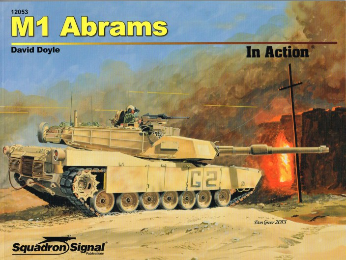 Image for M1 ABRAMS IN ACTION