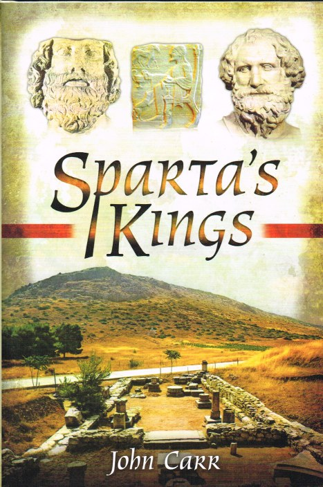 Image for SPARTA'S KINGS