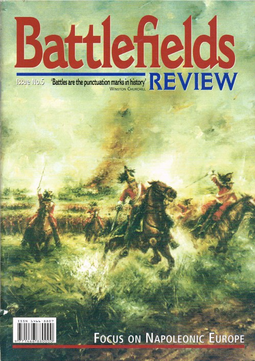 Image for BATTLEFIELDS REVIEW ISSUE NO.5