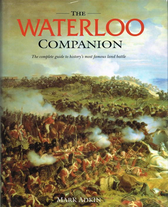 Image for THE WATERLOO COMPANION