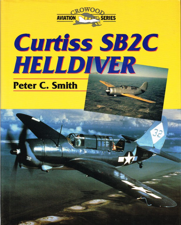 Image for CURTISS SB2C HELLDIVER